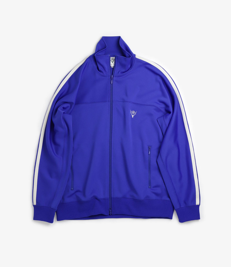 South2 West8 Trainer Jacket - Poly Smooth