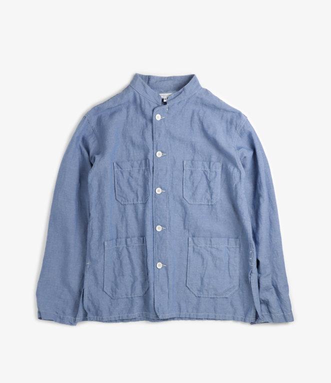 Engineered Garments Dayton Shirt CL Chambray