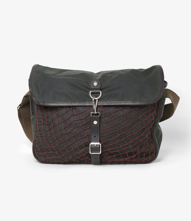 South2 West8 Waxed Cotton Bag - see all colours