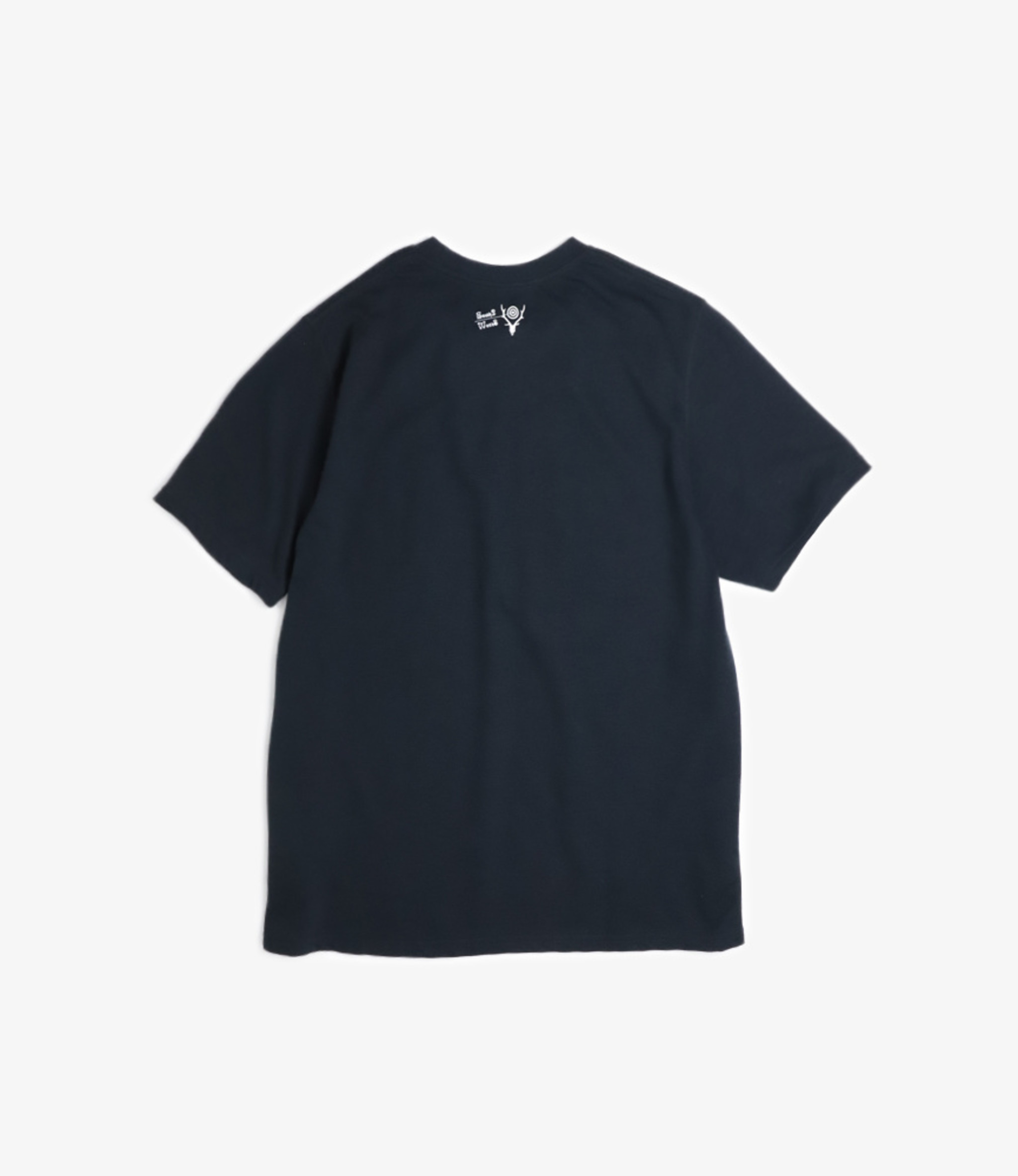 South2 West8 S/S Crew Neck Tee - TIME TO MOVE ON
