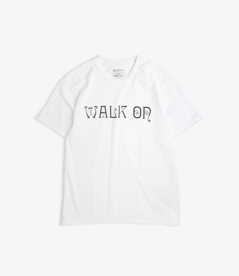 South2 West8 S/S Crew Neck Tee - WALK ON