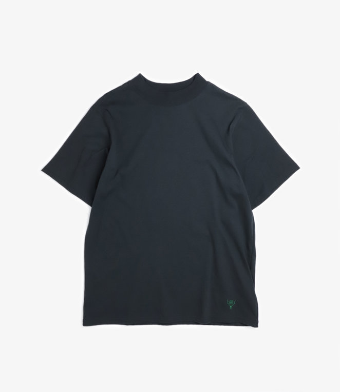 South2 West8 S/S Mock Neck Tee - see all colours