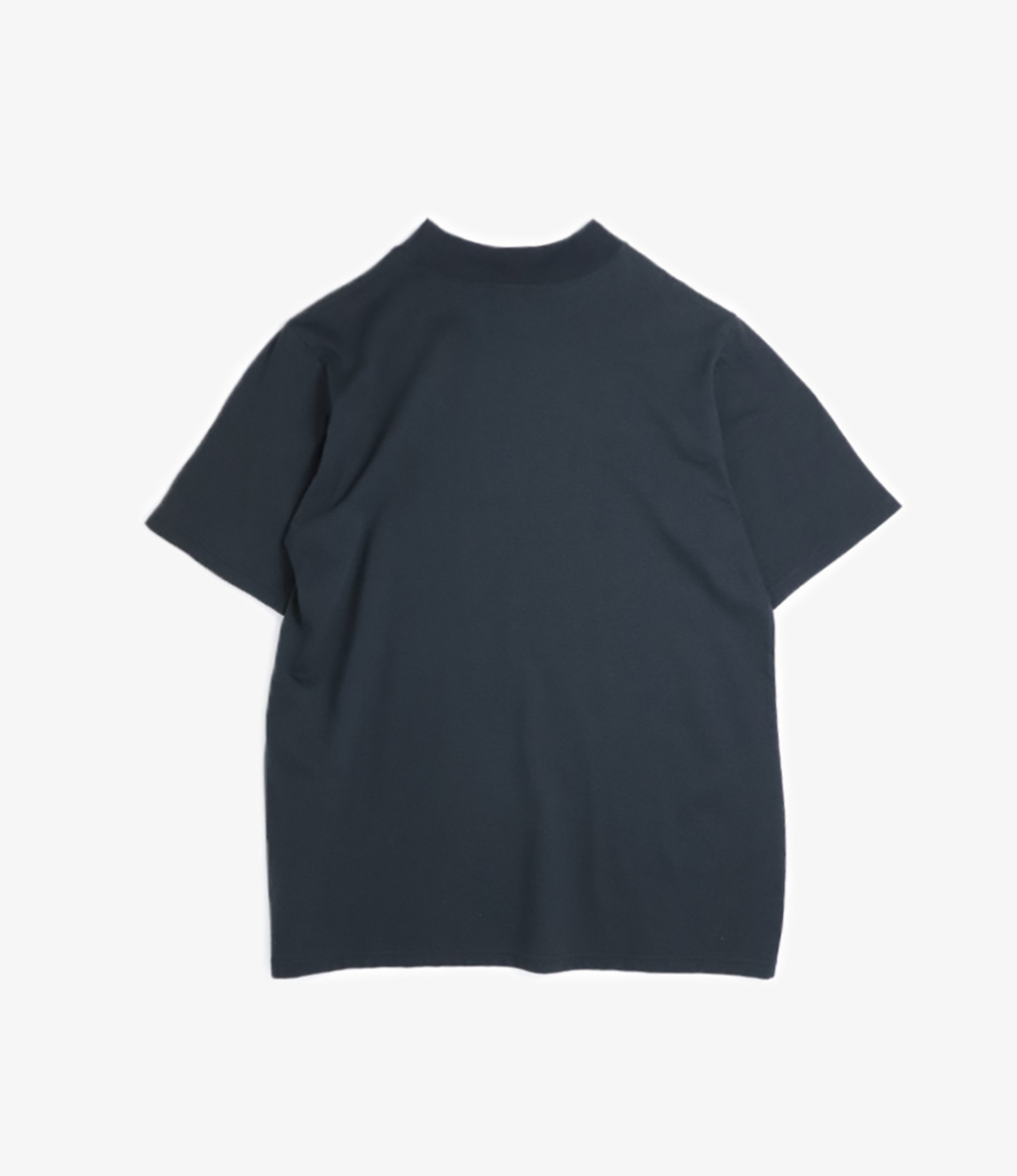 South2 West8 S/S Mock Neck Tee
