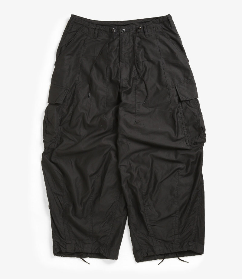 Needles H.D. Pant - BDU - Black
