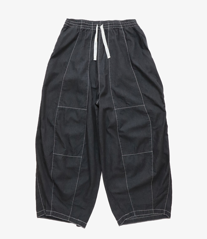 Needles H.D. Pant - 6oz Denim - Black