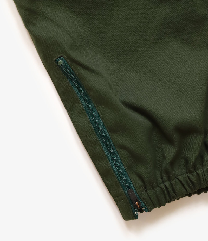 Needles Side Line Seam Pocket Easy Pant - Poly Dry Twill -  Green