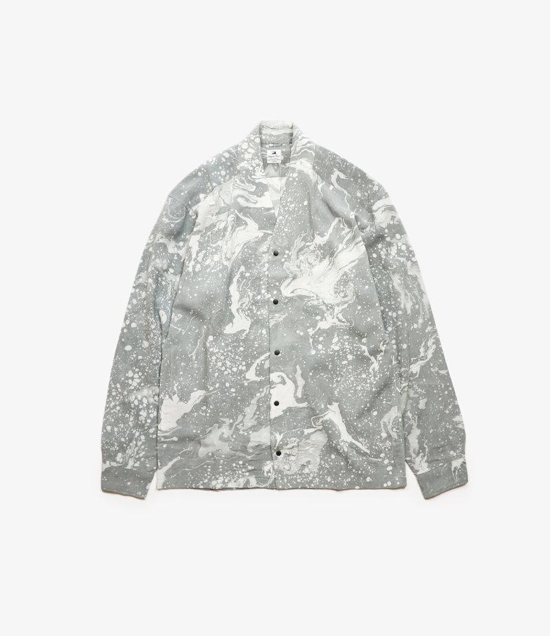 Sasquatchfabrix. Sumi-Nagashi Wa-Neck Shirt
