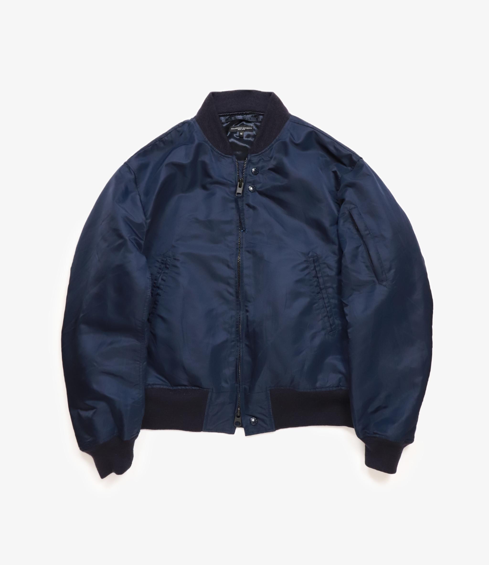 engineered garments store engineered garments aviator jacket