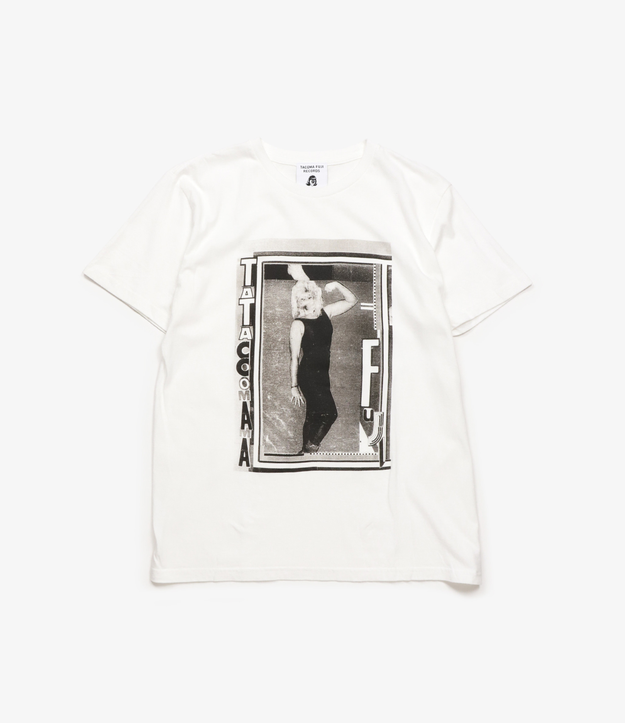 Nepenthes x Tacoma Fuji Record T shirt - White