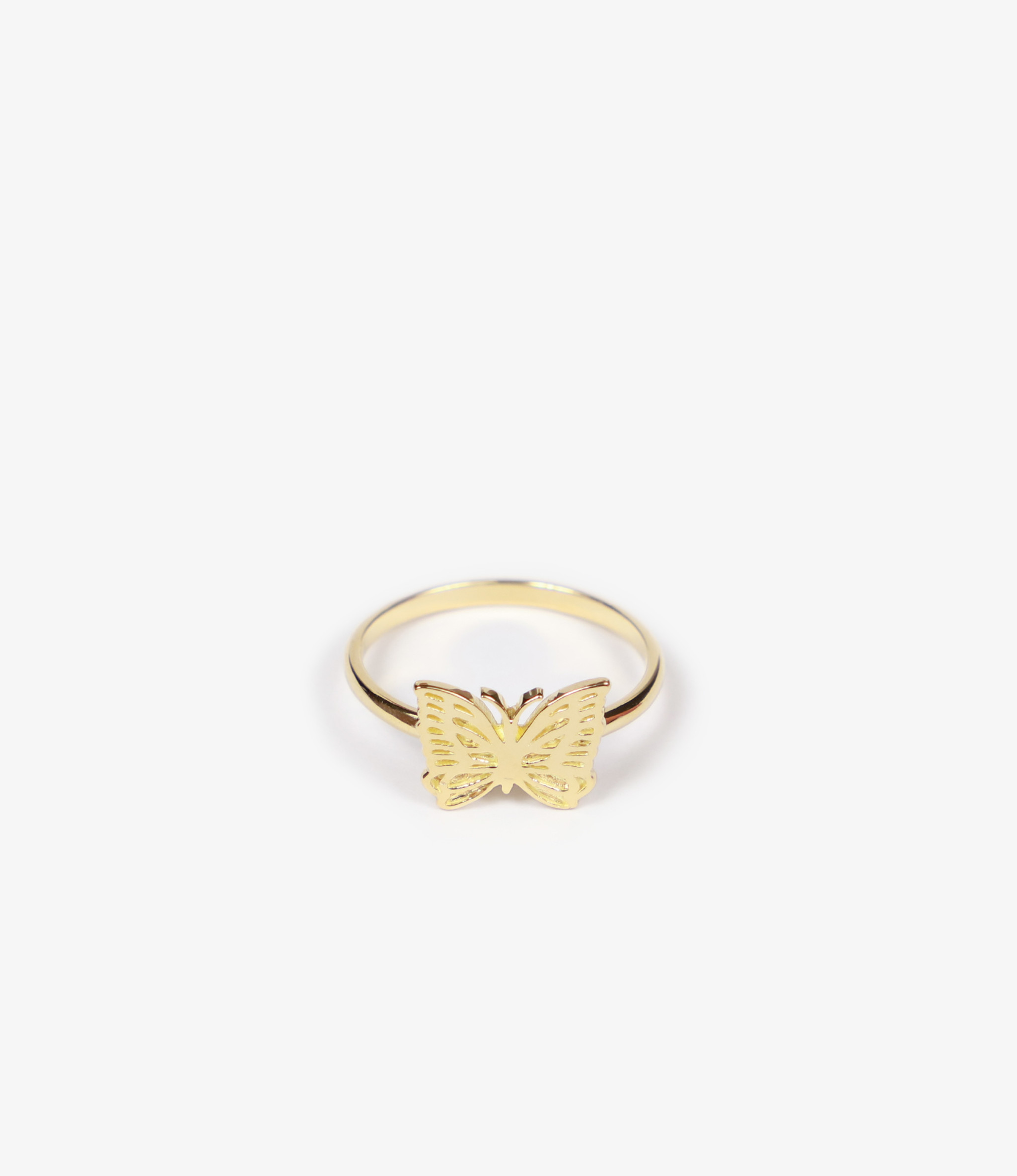 Needles Ring - 18K - Papillon