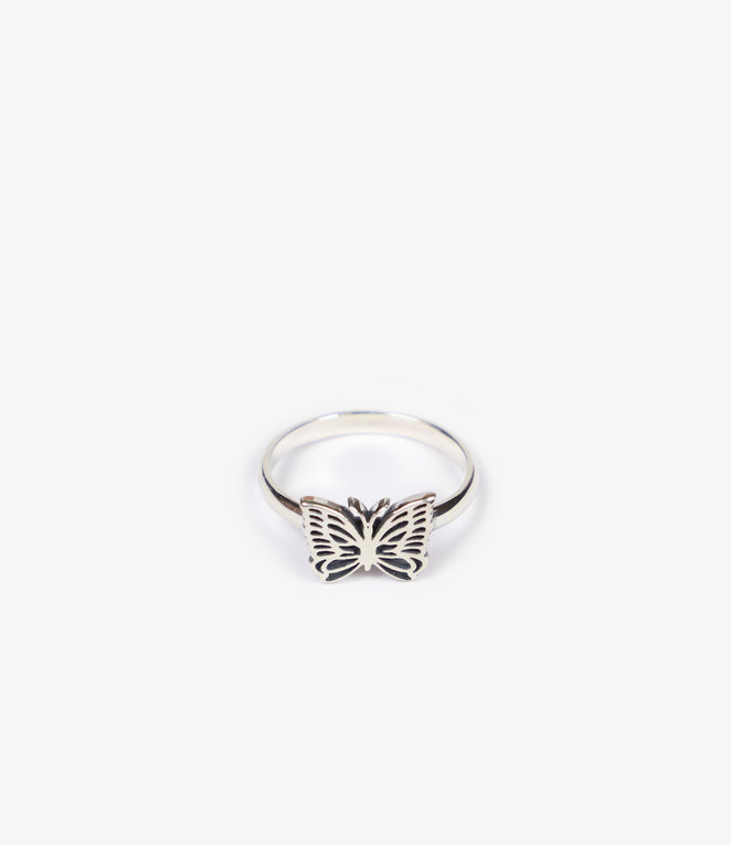 Needles Ring - 925 Silver - Papillon