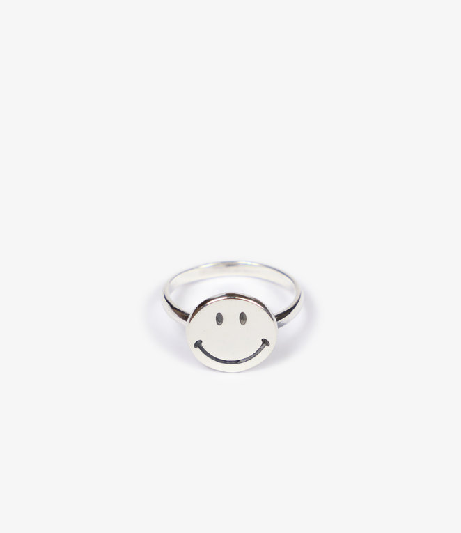 Needles Ring - 925 Silver - Smile