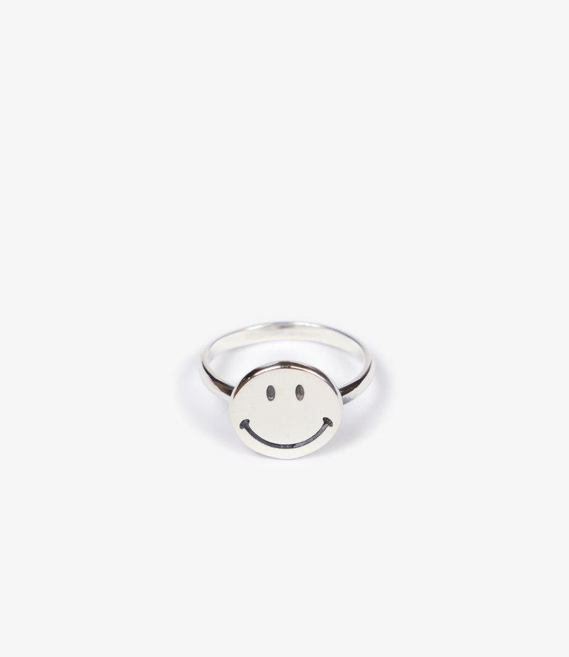Needles Ring - 925 Silver - Smile