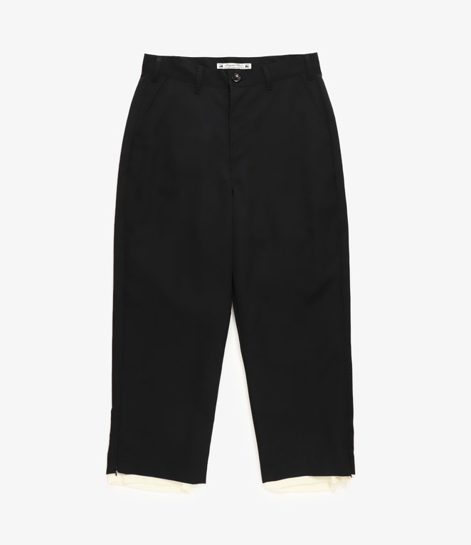 Sasquatchfabrix. Layered Pants - Black