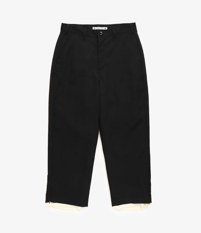 Sasquatchfabrix. Layered Pants - Black
