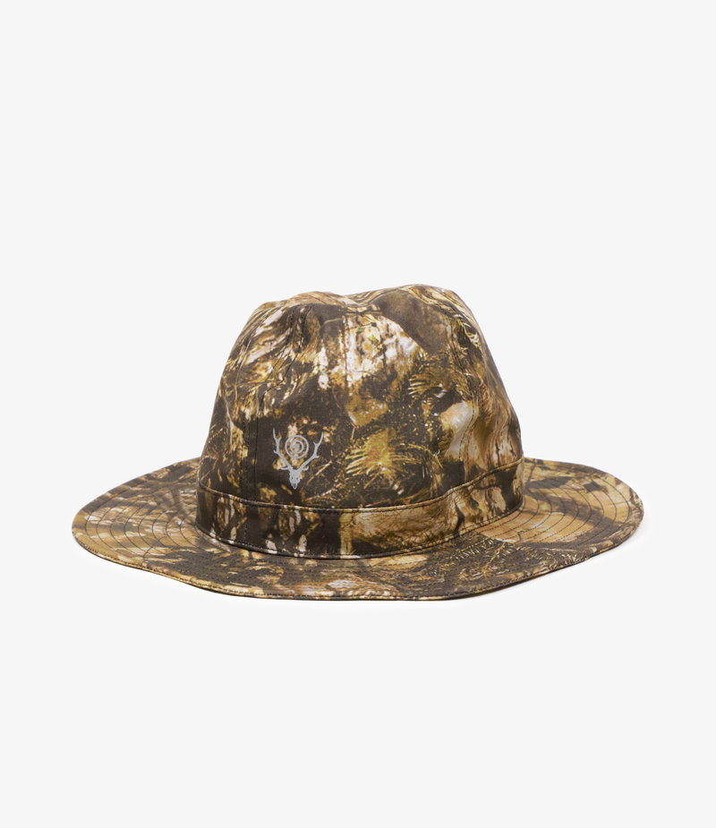 South2 West8 Crusher Hat - S2W8 Camo / Water Proof - Khaki