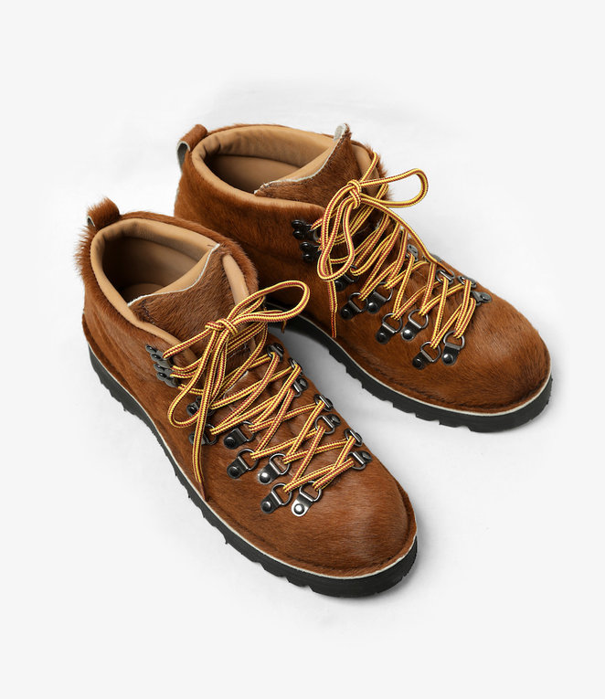 Engineered Garments Danner Mountain Trail - Brown