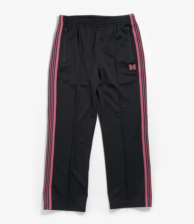 Needles Track Pant - Poly Smooth - Navy
