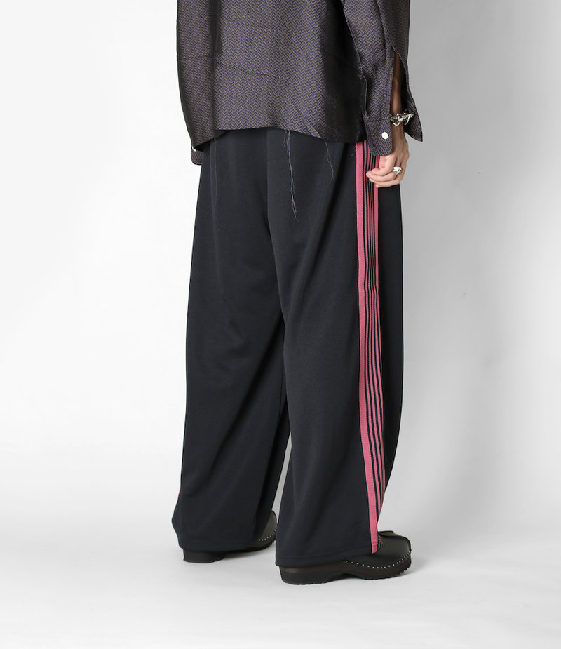 Needles H.D. Track Pant - Poly Smooth - Navy