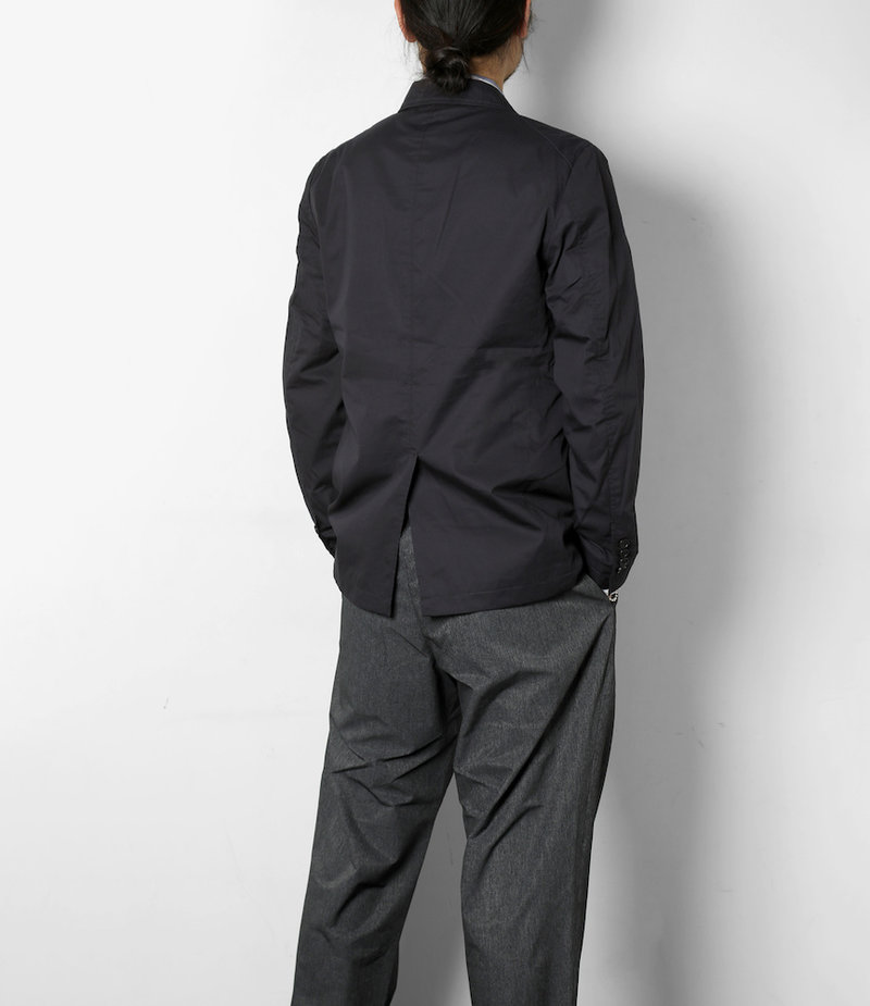 Engineered Garments Andover Jacket - Dk.Navy High Count Twill