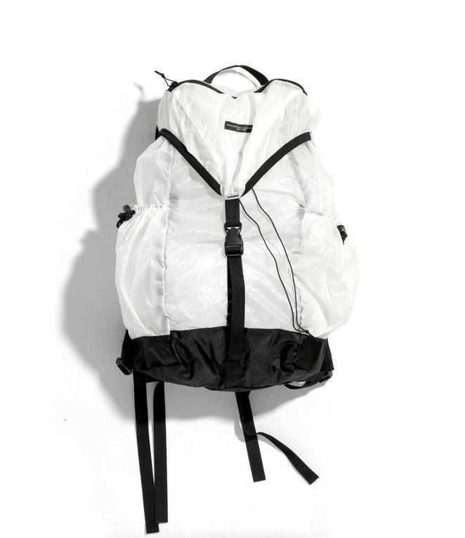 Engineered Garments UL Backpack - WHITE