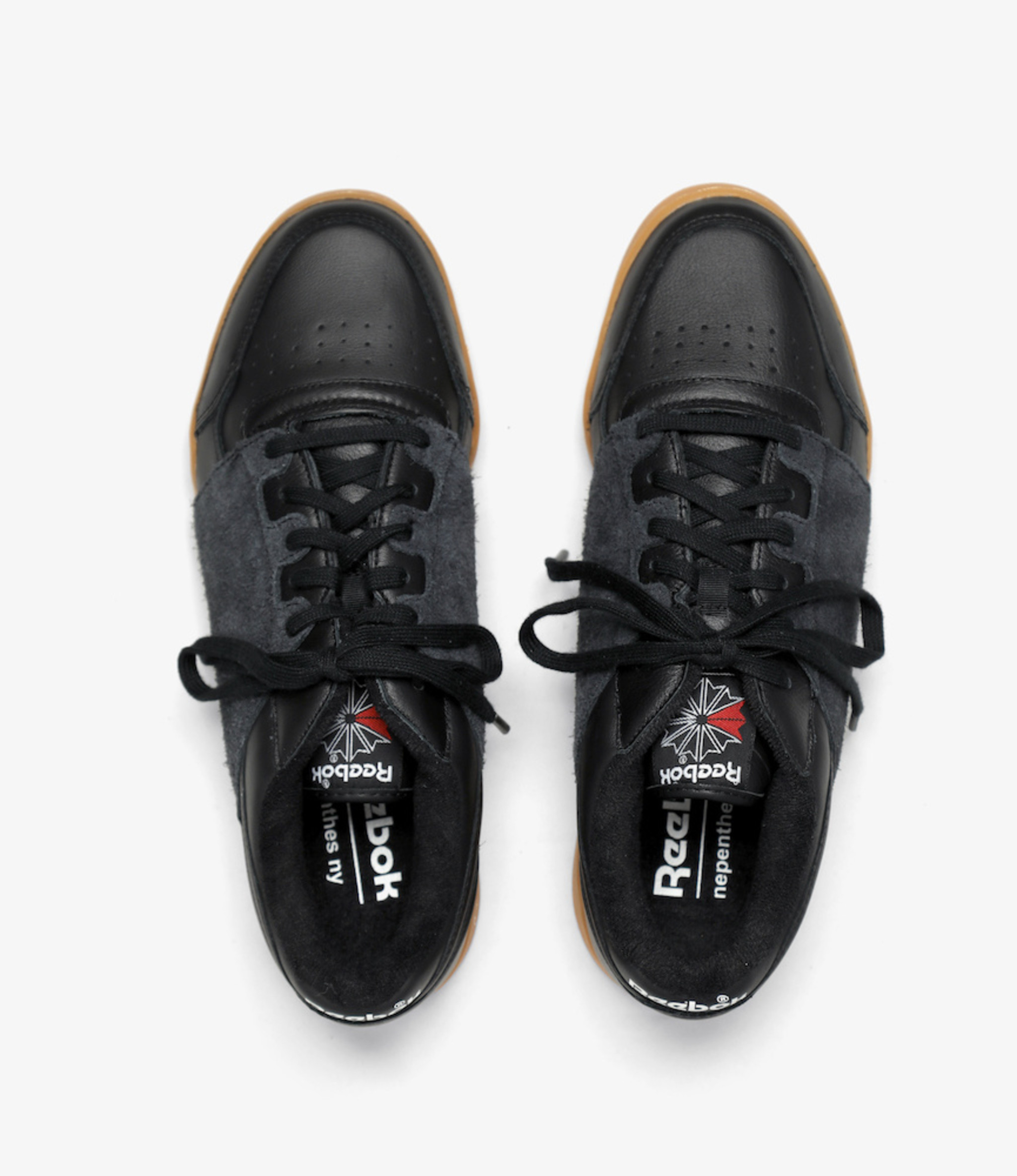 NEPENTHES Nepenthes NY x Reebok - Workout Plus - Black
