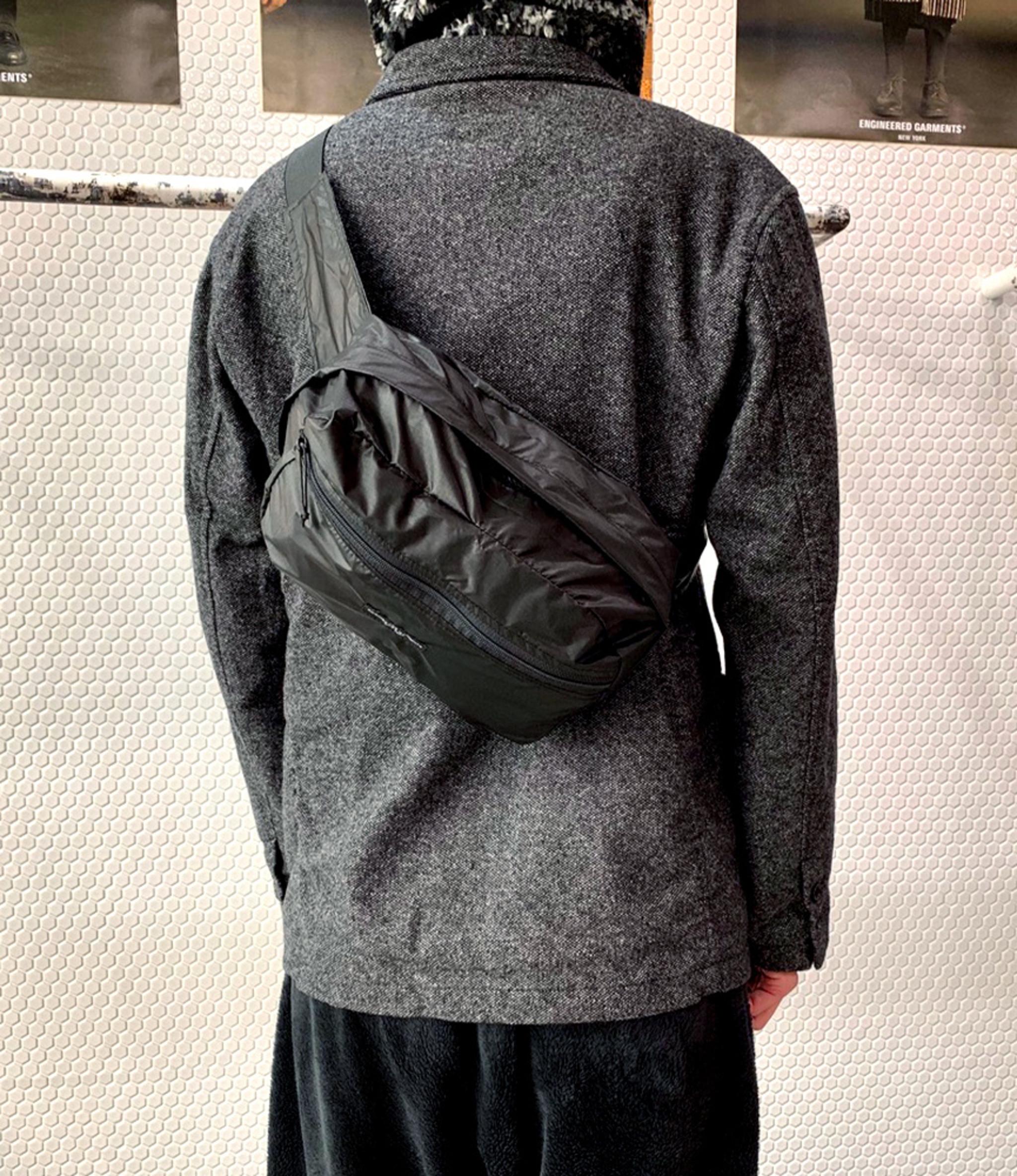 Engineered Garments UL Waistpack - Black