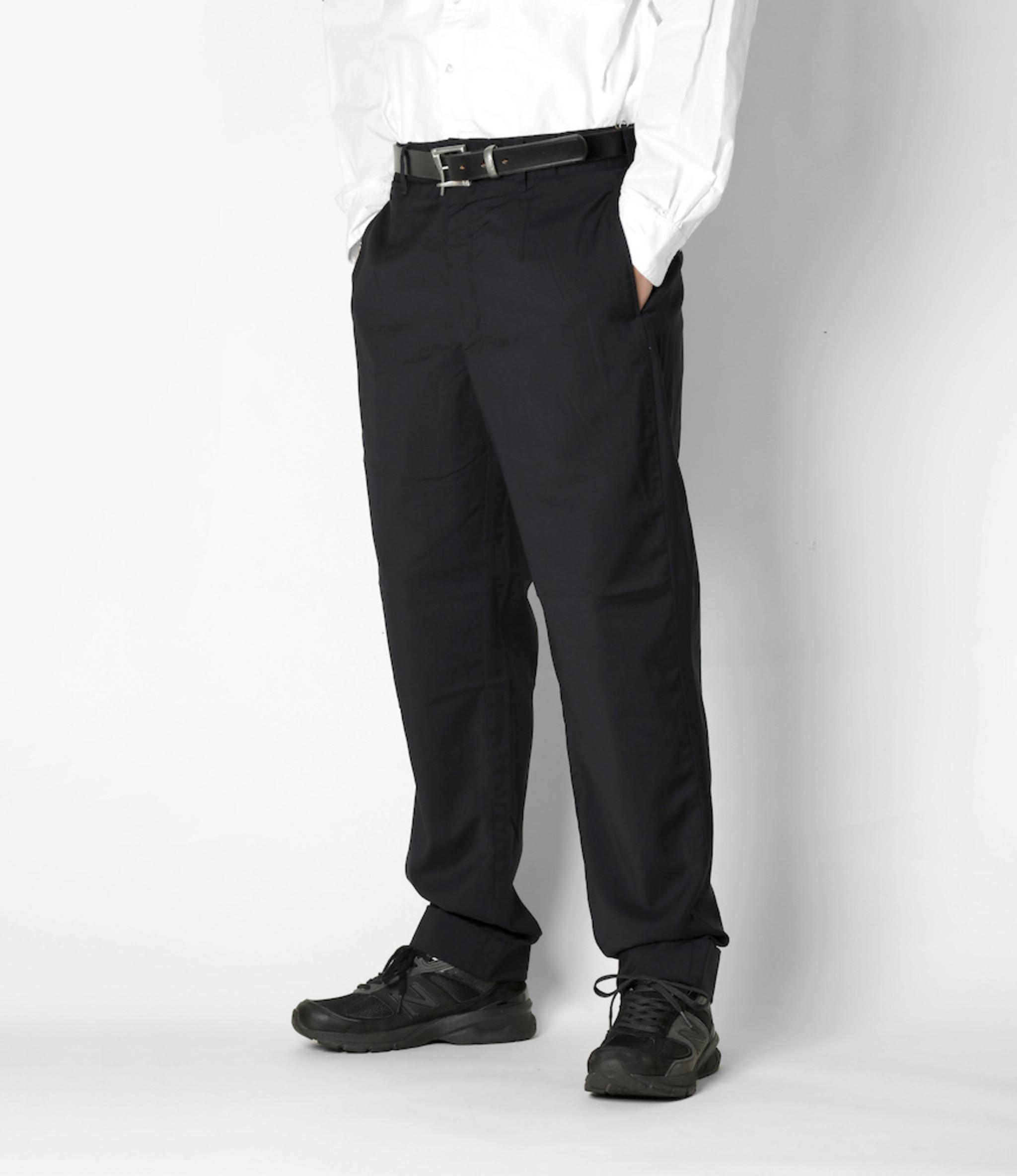 Engineered Garments Andover Pant - Dk.Navy Tropical Wool