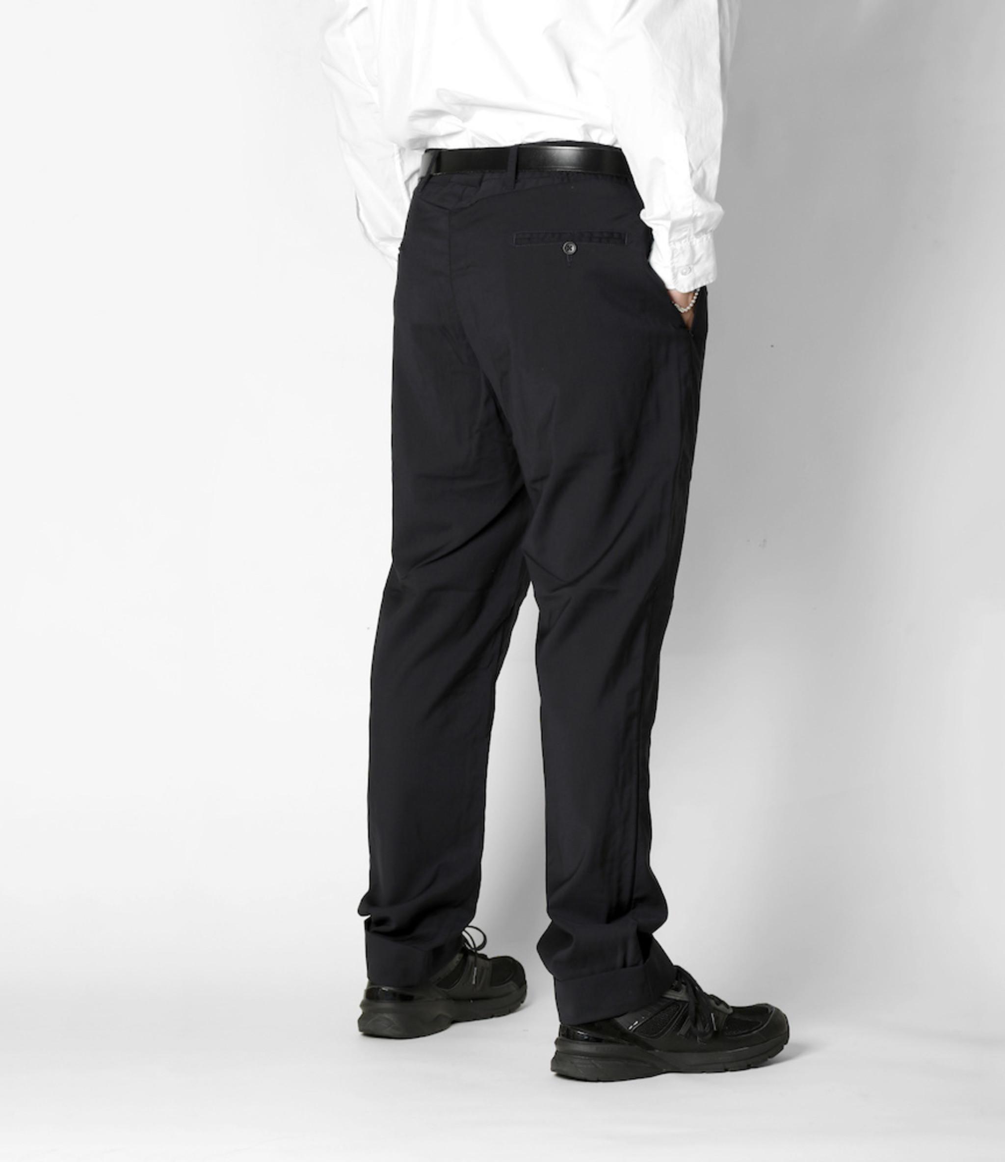 Engineered Garments EG / Andover Pant - Dk.Navy Tropical Wool