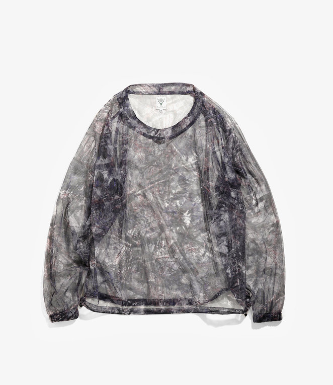 South2 West8 Bush Shirt - Poly Lightweight Mesh / Print - S2W8 Camo