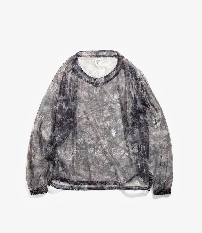South2 West8 Bush Shirt - Poly Lightweight Mesh / Print - S2W8 Camo