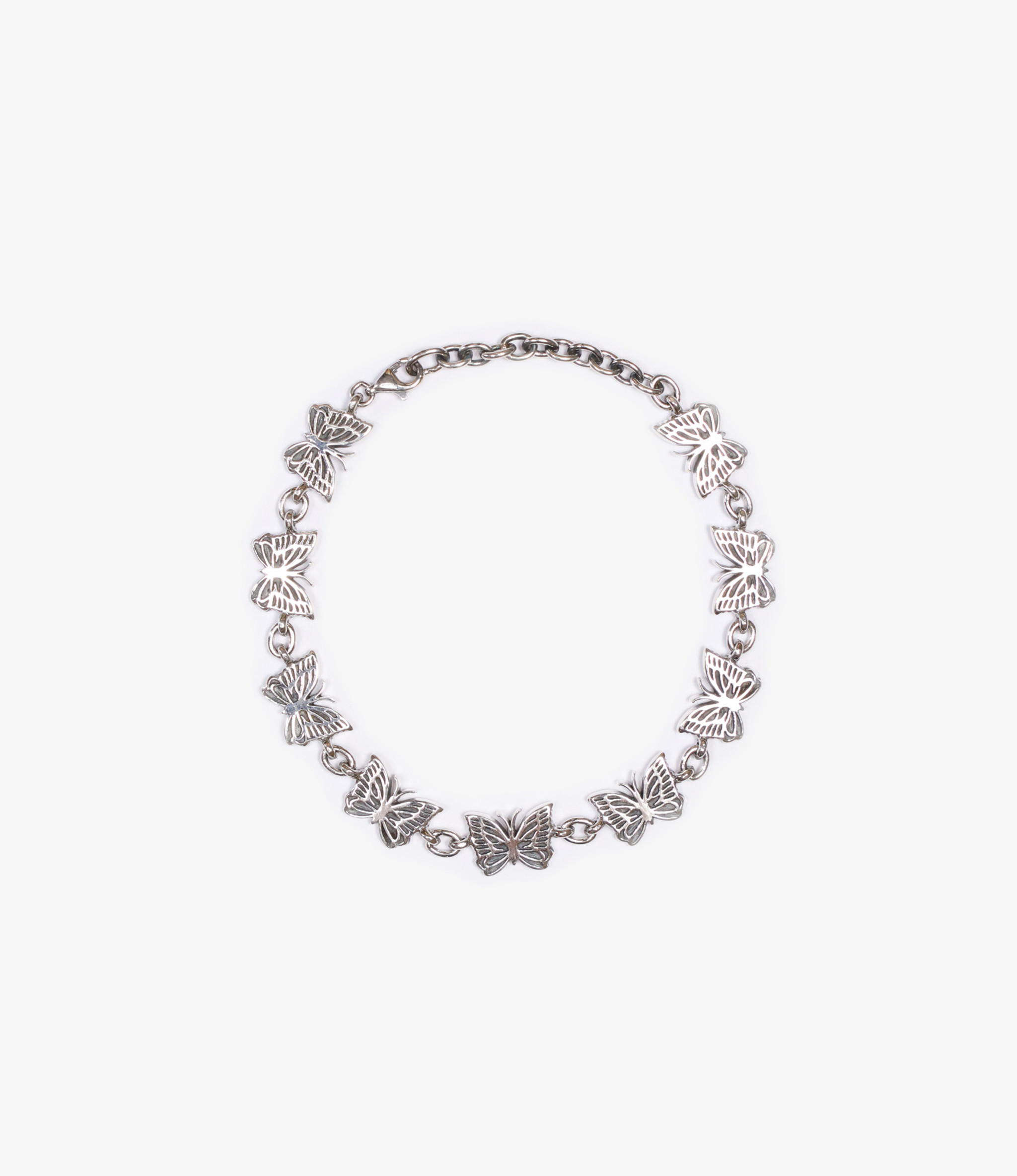 Needles Bracelet - 925 Silver - Papillon Medium