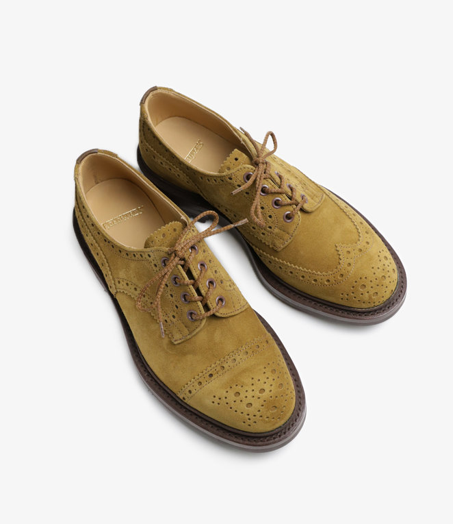 Tricker's x Nepenthes - Gibson Brogues - see all colours