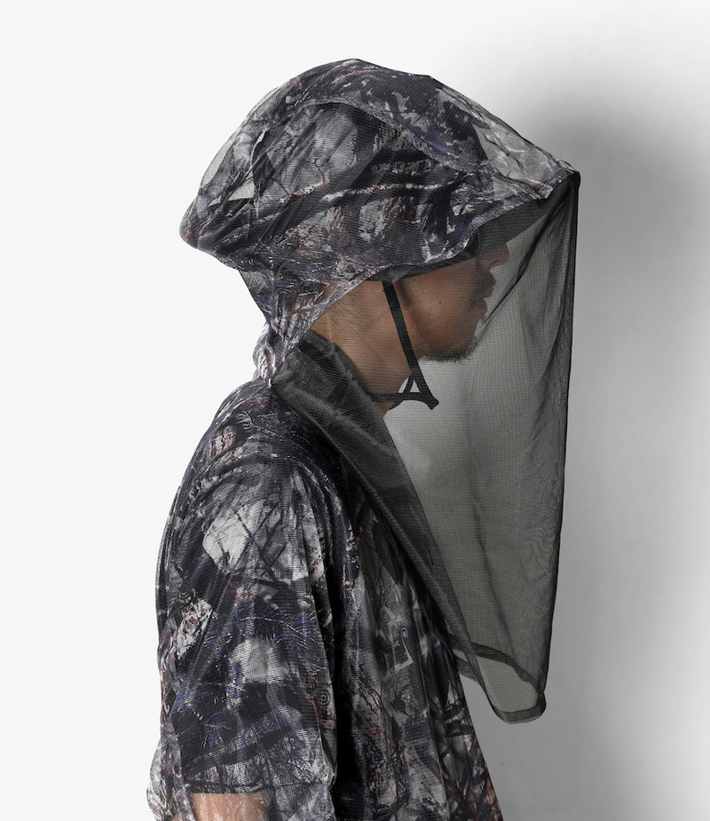 South2 West8 Bush Parka - Poly Lightweight Mesh / Print - S2W8 Camo