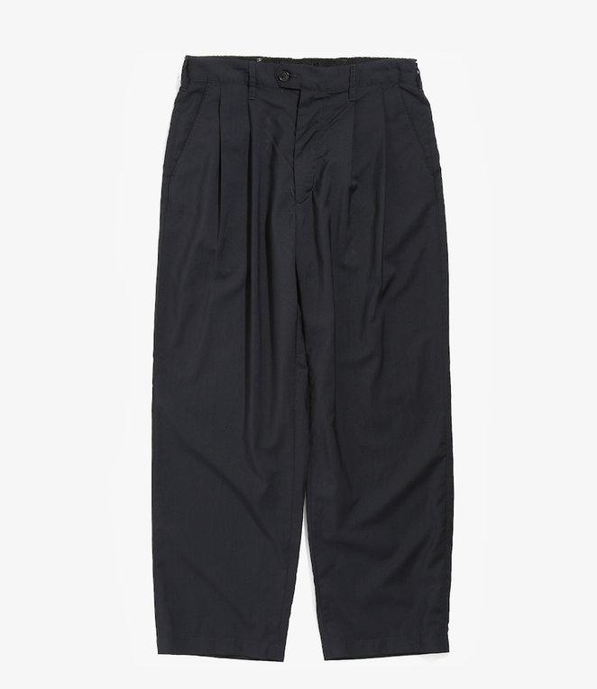 Engineered Garments Emerson Pant - Dk.Navy Tropical Wool