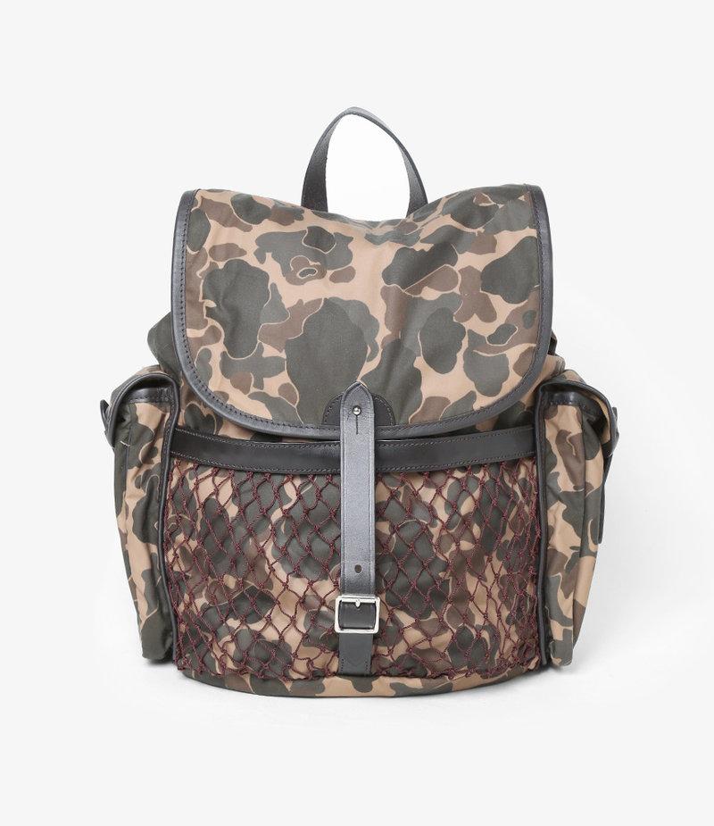 South2 West8 Wax Cotton Bag - Ruck Sack