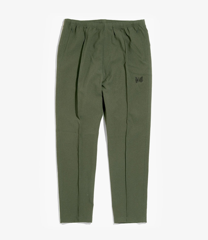 Needles Warm-Up Pant - Poly Poplin Cloth - Green