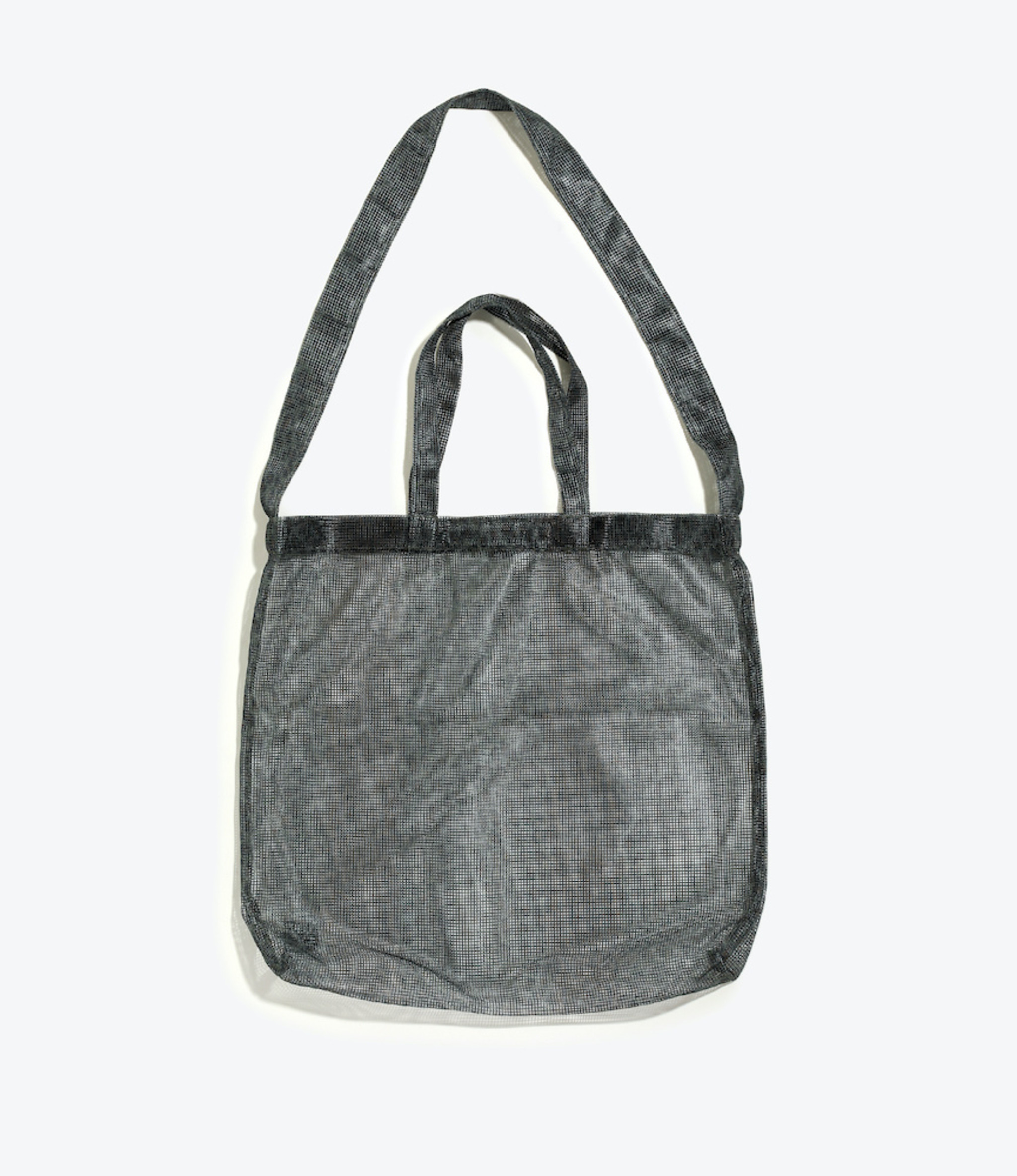 South2 West8 Grocery Bag - Poly Heavyweight Mesh / Print - Leopard