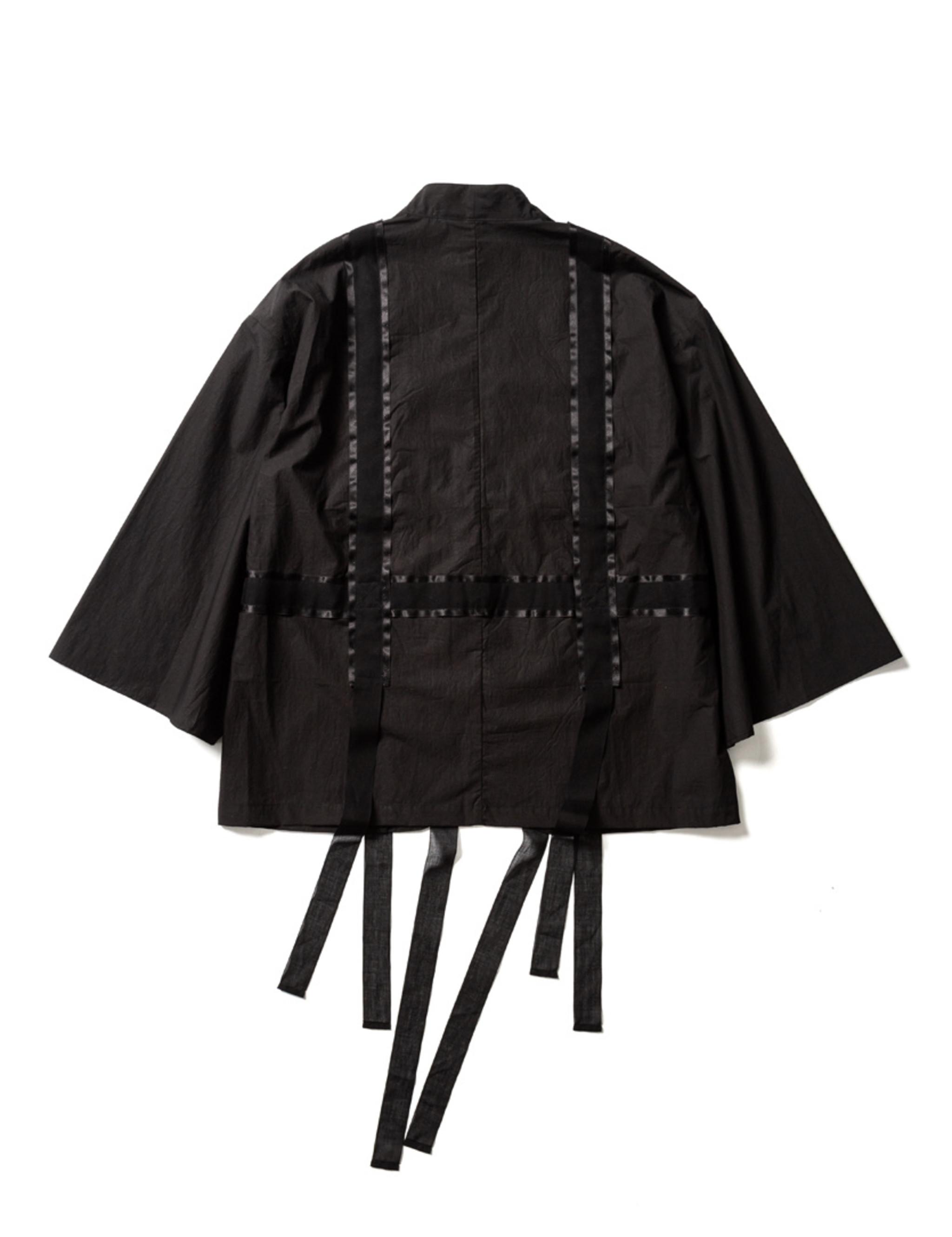 Sasquatchfabrix. ORIENTAL CARDIGAN - Black