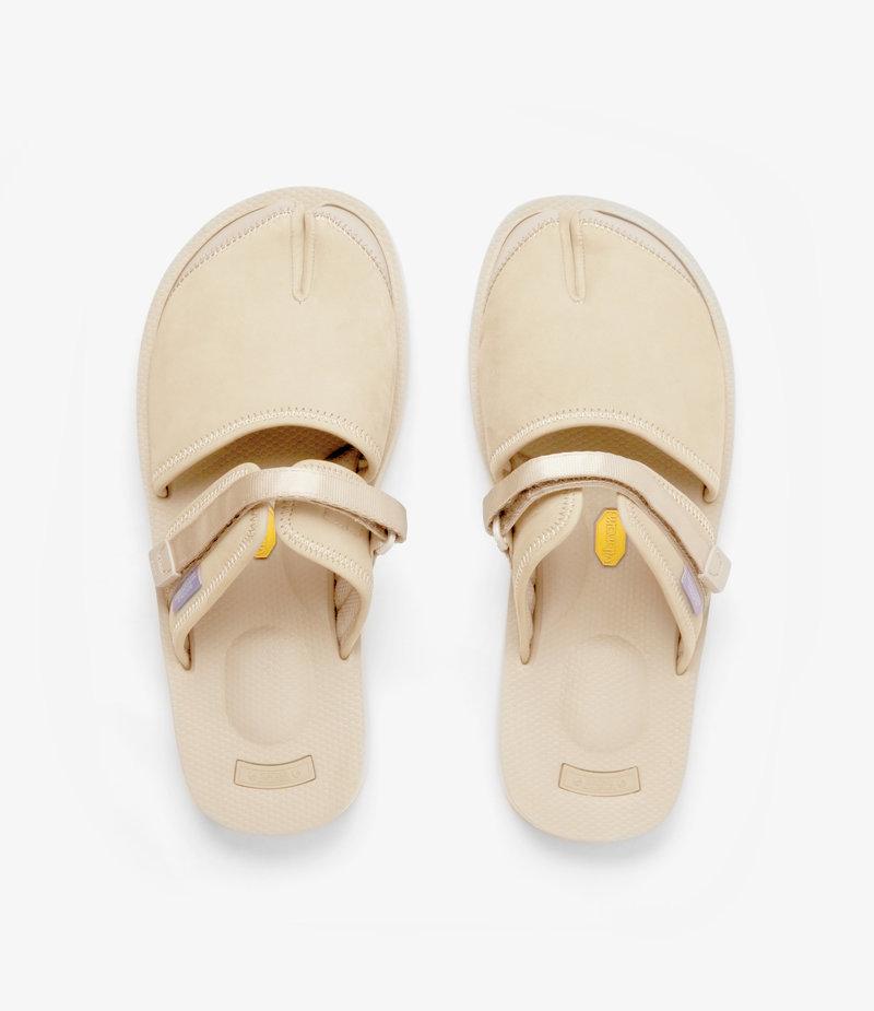 Suicoke Suicoke Purple Label / Split Toe Sandal A-B Vibram - Neoprene - Nude