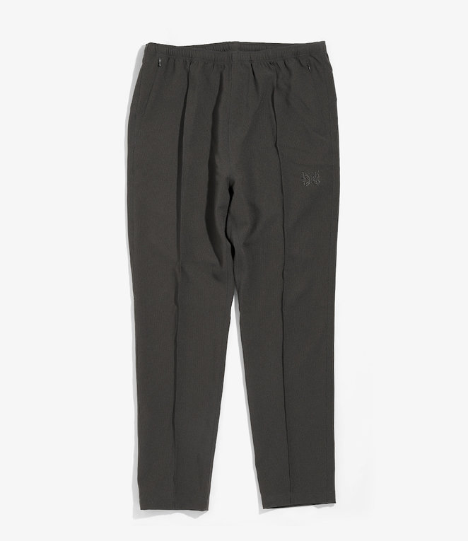 Needles Warm-Up Pant - Poly Poplin Cloth - Charcoal
