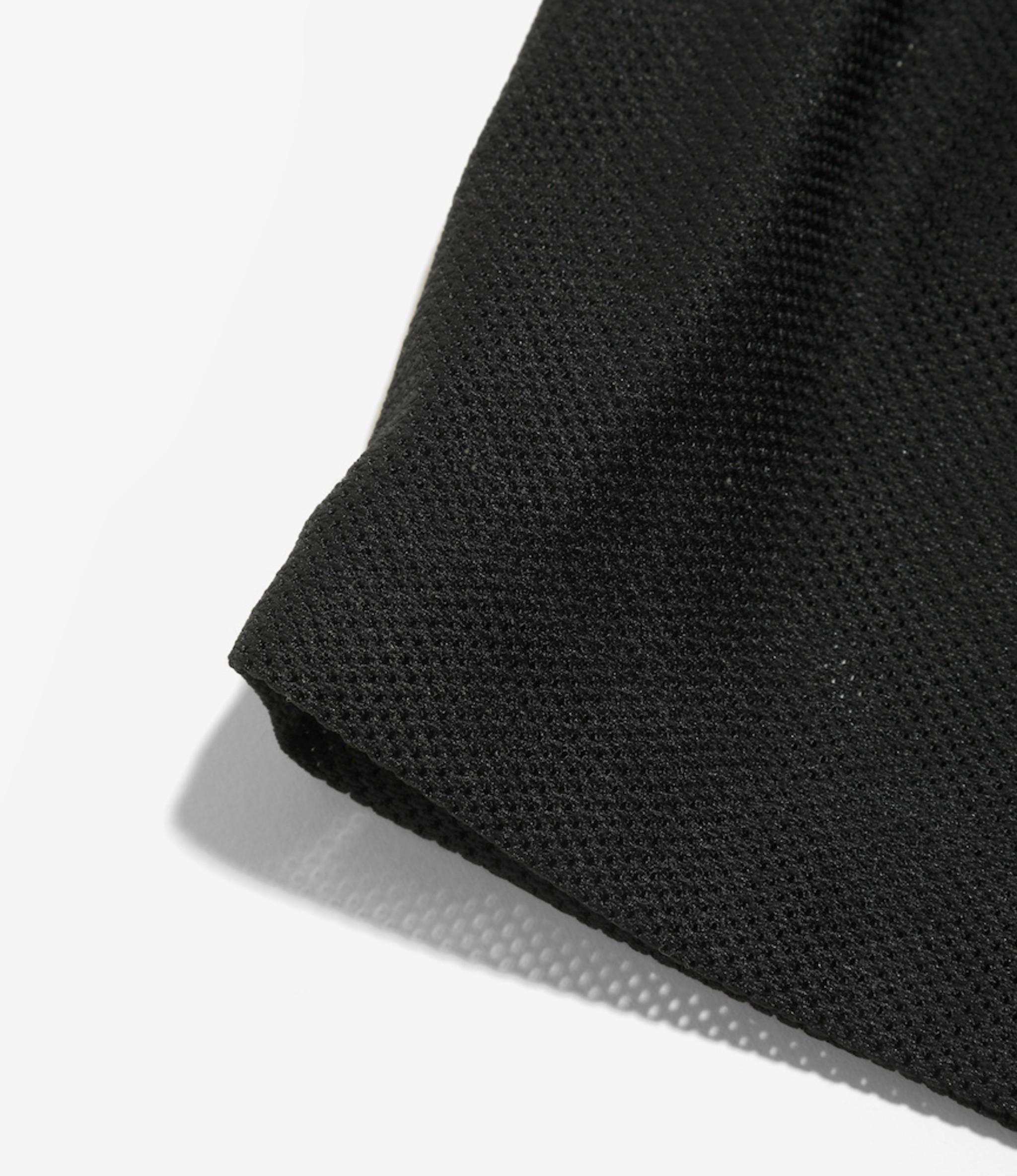RANDT Studio Pant - Black Koolknit Mesh