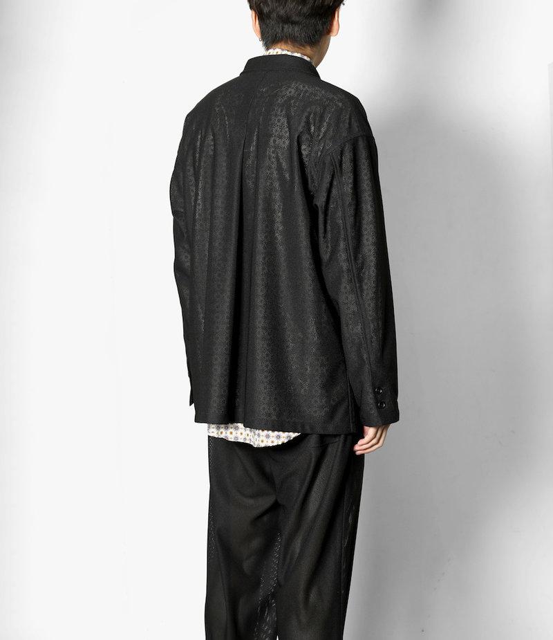 RANDT Studio Jacket - Black Koolknit Mesh