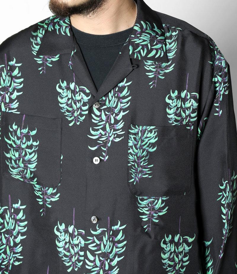 Wang Chomphu Silk LS Shirt / Pokcorpaa Yaw - Strongylodon Macrobotrys