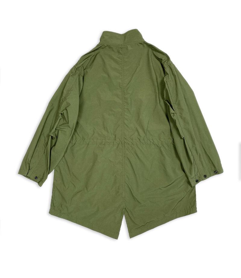 Needles ND / Chemical Protective Coat - Pe/N Taffeta - Olive