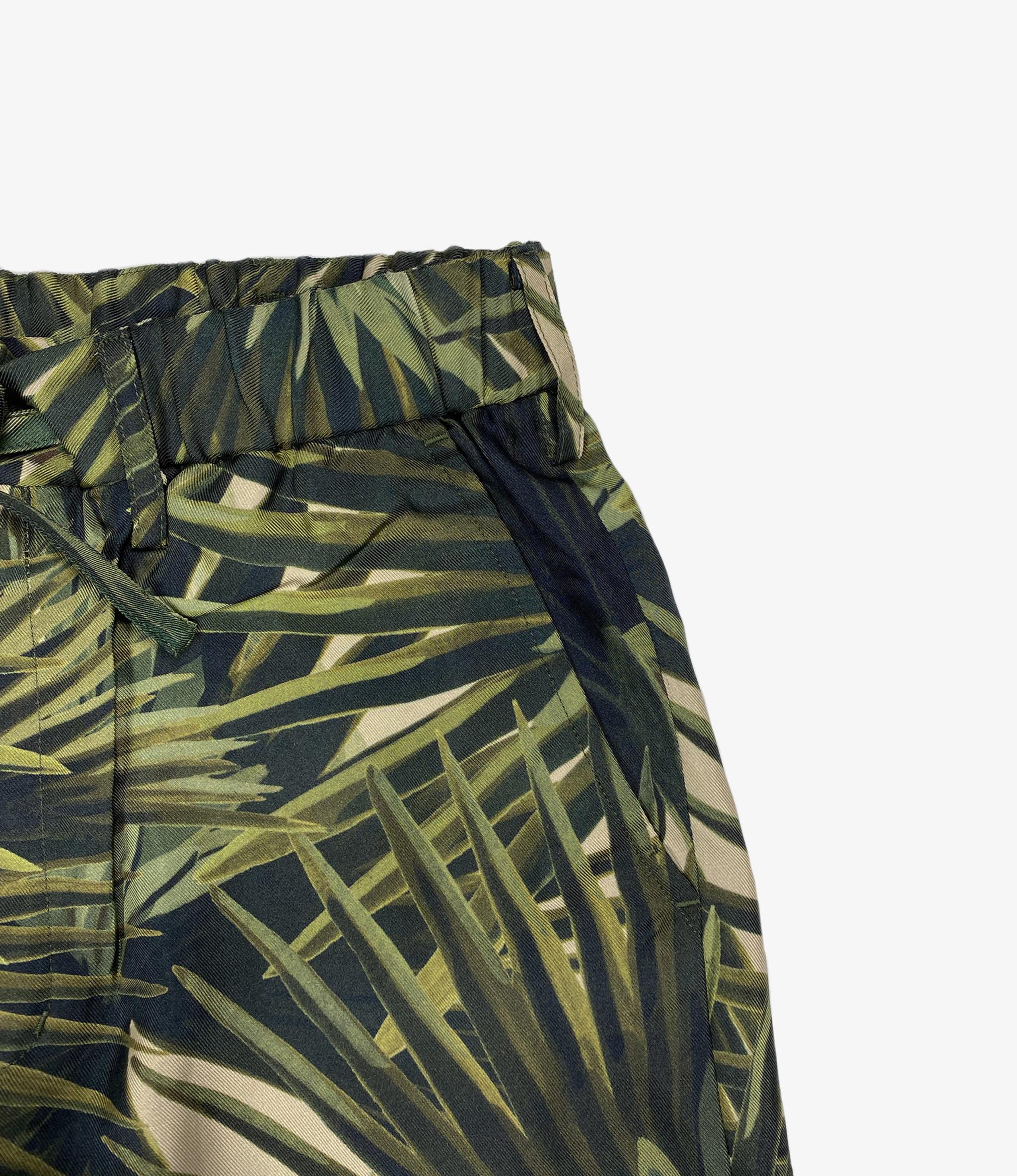 Wang Chomphu Silk String Short / Kang Keag Sant - Borassus Flabellifer