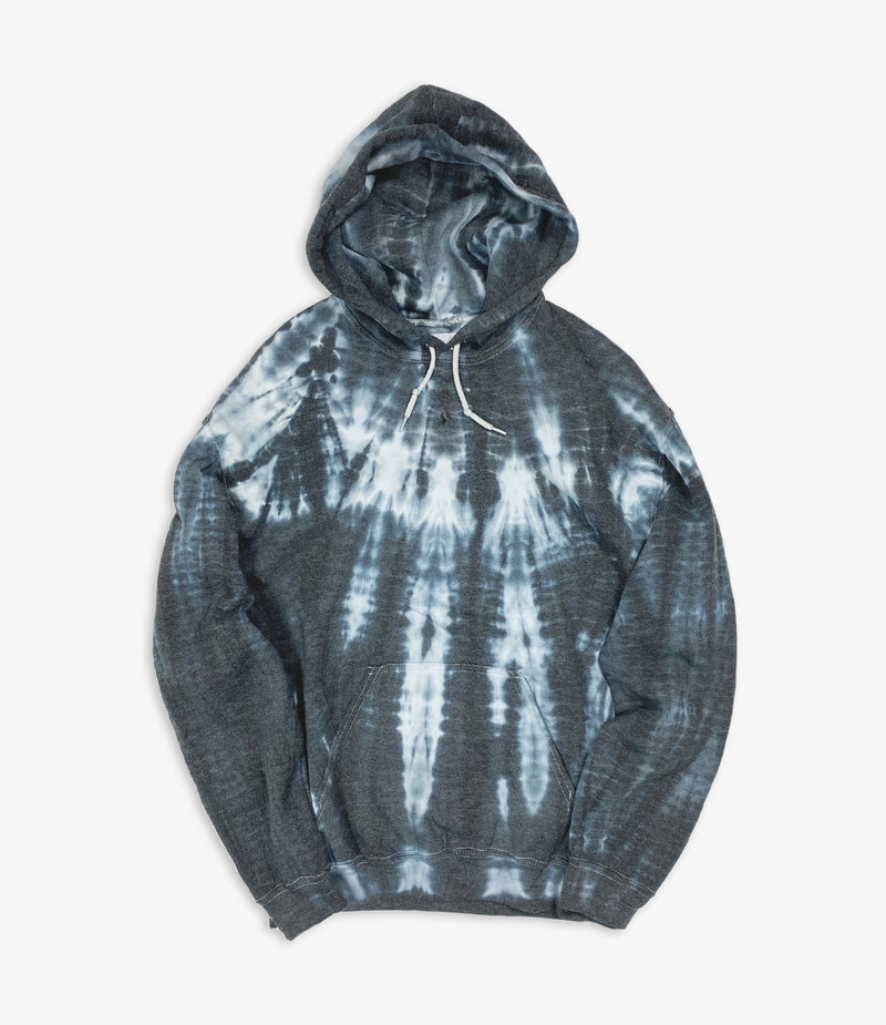 Sasquatchfabrix. Oriental Tie Dye Sweat Hoodie