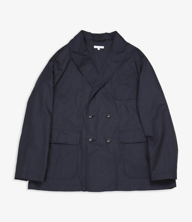 Engineered Garments DL Jacket - Dk.Navy High Count Twill