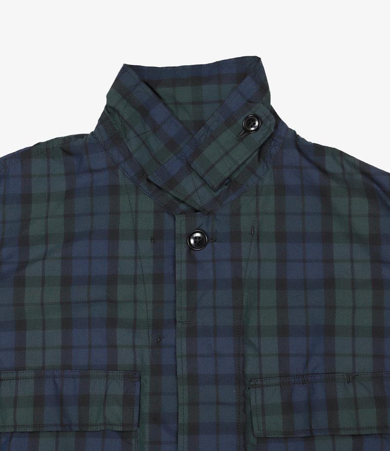 Engineered Garments BDU Jacket - Blackwatch Nyco Cloth