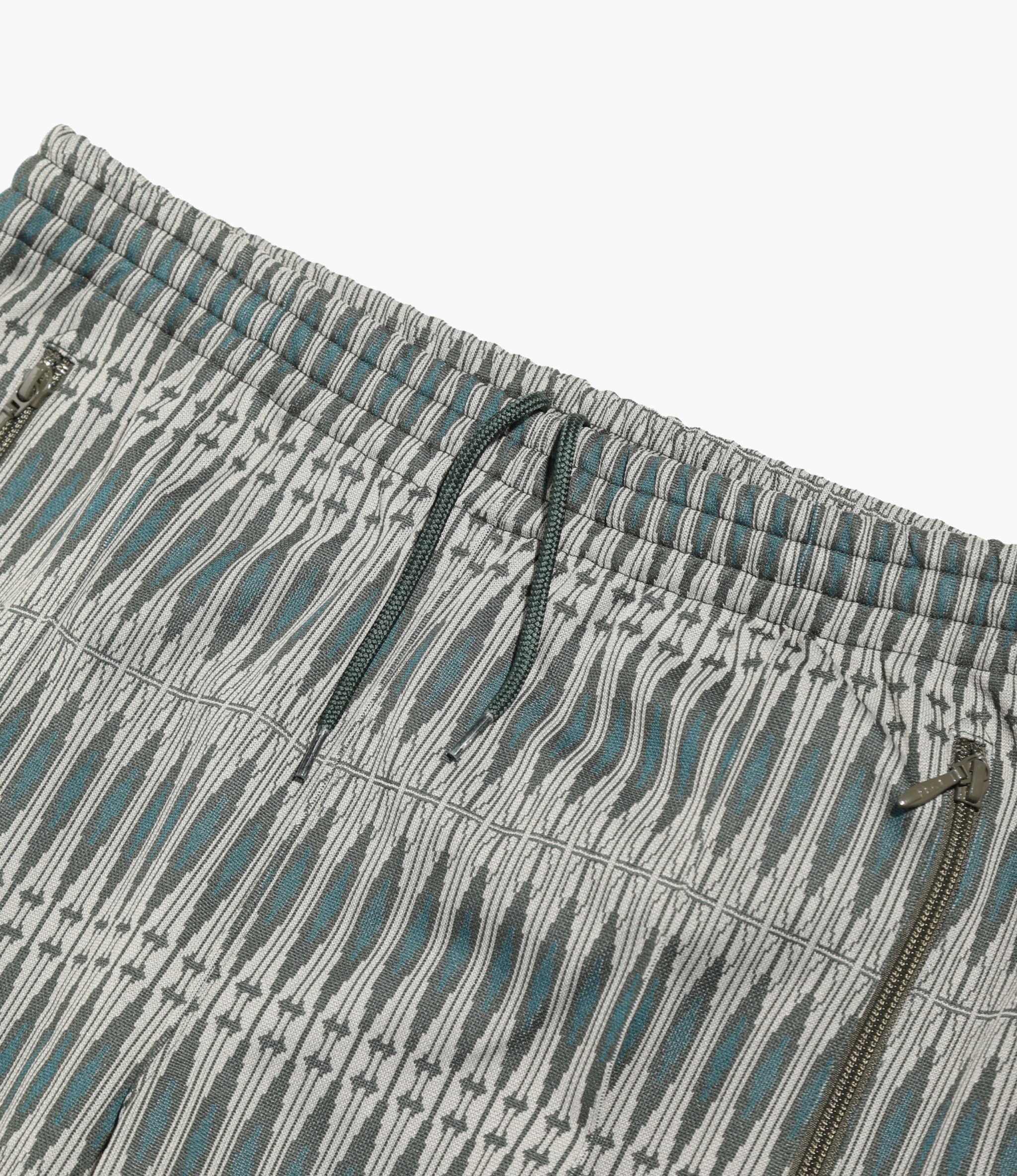 Needles Track Pant - Poly Jacquard - GEOMETRY